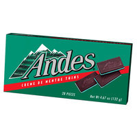 Andes Creme De Menthe Thins Candy