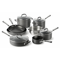 Simply Calphalon 12-pc. Nonstick Cookware Set