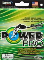 Power Pro Braided Fishing Line, Green 65lb, 500yds
