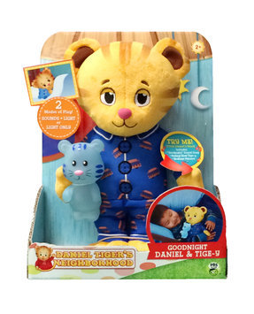Daniel Tigers Neighborhood Daniel Tiger's Neighborhood Daniel Tiger's Neighborhood Goodnight Daniel and Tigey - TOLLYTOTS INC.