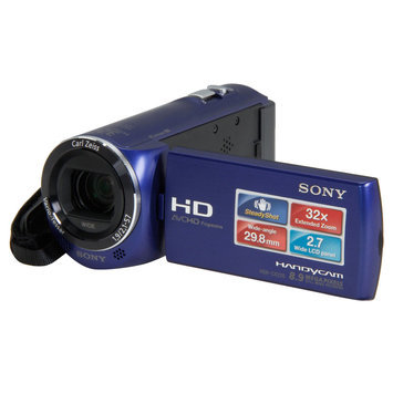 Paradise Eximport, Inc. (REFURBISHED) Sony 1080P HD 2.7IN LCD 8.9 MP Camcorder- HDR-CX220/LM