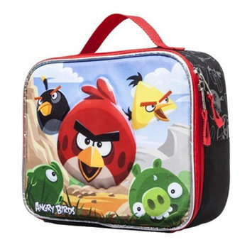 Accessory Innovation Angry Birds Soft Sided Lunch Box