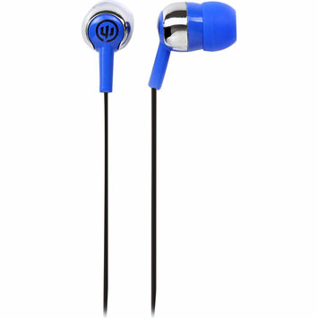 Wicked Audio Deuce Earbuds - Blue WI-1801