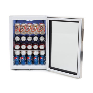Whynter Beverage Refrigerator with Lock