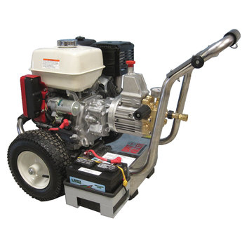 Dirt Killer 9800116-s H360E 3500 PSI, 4.2 GPM, 13 HP, Gear-Drive Honda Industria
