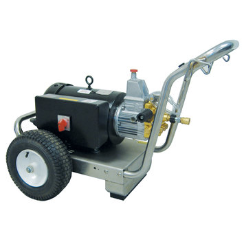 Dirt Killer 9800120-s E300 Hi-Flow 2400 PSI, 5.0 GPM, 220V, 35A, 1PH, Electric P