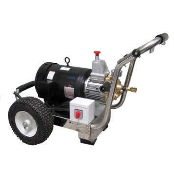 Dirt Killer 9800199-s E300-3PH 3000 PSI, 3.7 GPM, 220V-440V, 3PH, Electric Press