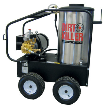 Dirt Killer 9800051-s E3000 Hot Water 3000 PSI, 4.0 GPM, 220V, 35A, 1PH Electric