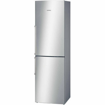 Bosch 800 Series B11CB50SSS 12.5 cu. ft. Counter-Depth Bottom-Freezer Refrigerator with Glass Shelves, Gallon Door Bin, Humidity-Controlled Crisper, LED Lighting and Wine Rack