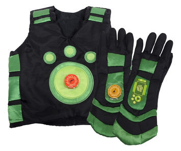 Wicked Cool Toys Wild Kratts Creature Power Suit Green - Chris