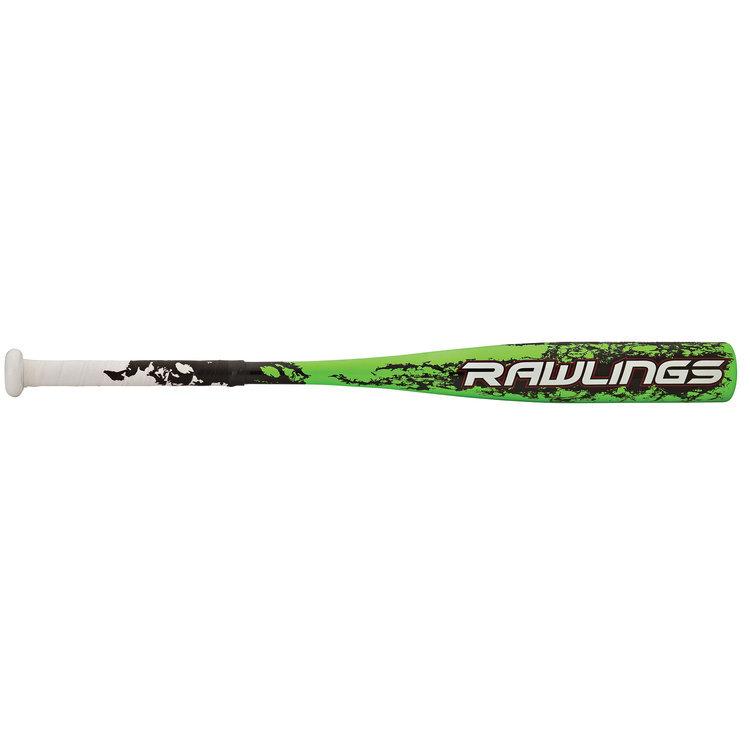Rawlings Sporting Goods, Co. Rawlings Green Raptor Bat 25/26