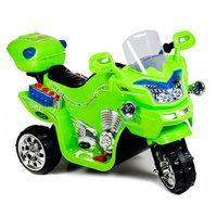 Trademark Games Lil' Rider FX 3 Wheel Battery Powered Bike - Green