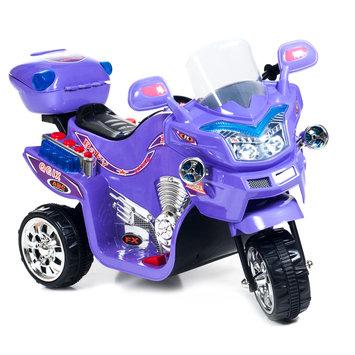 Trademark Games Lil' Rider FX 3 Wheel Battery Powered Bike - Purple