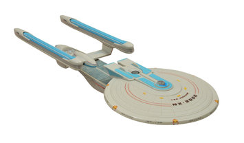 Diamond Select Star Trek Search for Spock 18-Inch U.S.S. Excelsior NX-2000