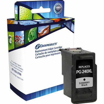 Dataproducts/n. Amer Supply Dv Dataproducts Remanufactured Canon PG-240XL Ink Cartridge - Black