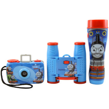 Sakar International Thomas 3 Piece Adventure Kit