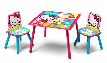 Delta Children Hello Kitty Table & Chairs