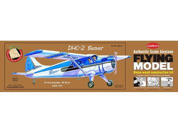 Guillow's Beaver DHC-2 Laser Cut Model Kit