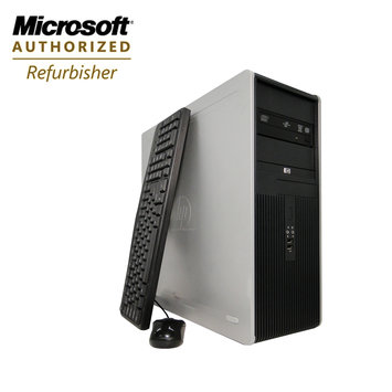 Bevco Games, Inc. Refurbished Compaq DC7800 Mini Tower PC Core 2Duo 2.3GHz 2GB RAM 160 HDD CDRW/DVD Win7HP bundle mouse, keyboard 1 yr warranty