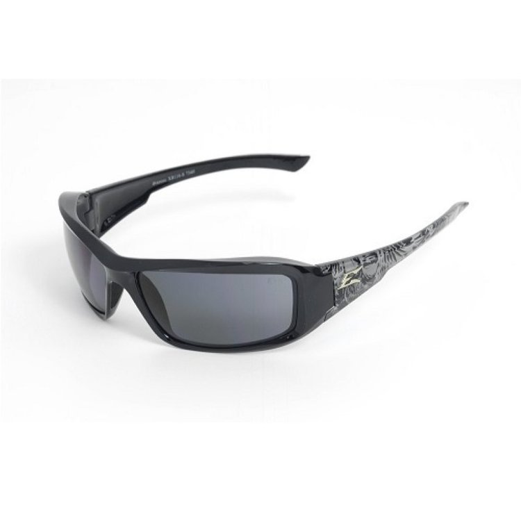 Wolf Peak International Wolf Peak TXB216-S Brazeau - Black Shark / Polarized Smoke Lens