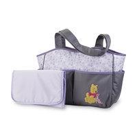 Cudlie Winnie The Pooh Diaper Bag & Changing Pad