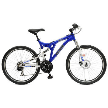 Cycle Force Group Polaris RMK Full Suspension Bicycle