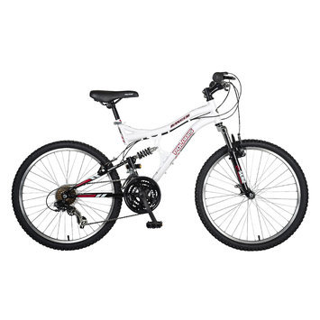 Cycle Force Group Llc Polaris - Ranger G.0 24 Full Suspension Bicycle