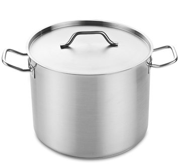 Cook N Home Cooks Standard 32-qt Stockpot with Lid