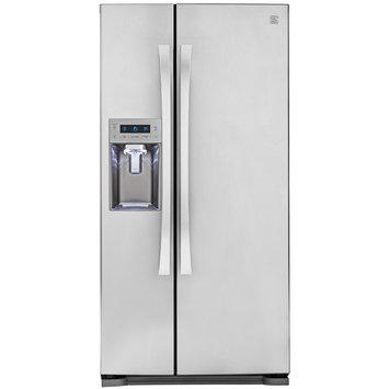 Kenmore Elite 22 cu. ft. Capacity Side-by-Side Refrigerator w/ Dispenser