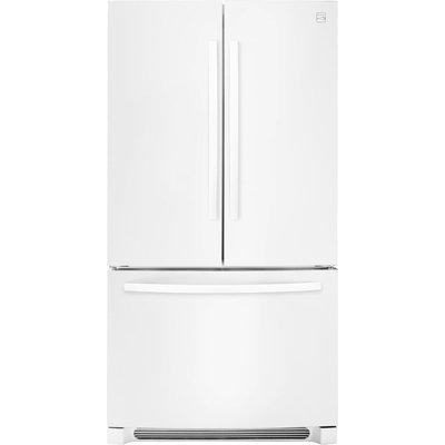 Kenmore 28.0 cu. ft. French Door Refrigerator White - FRIGIDAIRE COMPANY