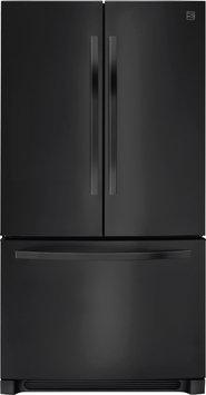 Kenmore 28.0 cu. ft. French Door Refrigerator Black - FRIGIDAIRE COMPANY