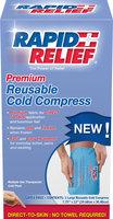 Rapid Aid Rapid Relief Cold Compress Large 1 Ct (19.68cm x 30.48cm)
