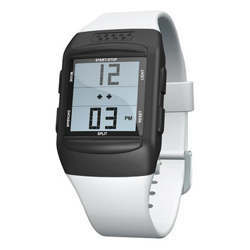 Cam Consumer Products, Inc. Pro 5 Mode Digital Scorekeeping Watch White - S/M