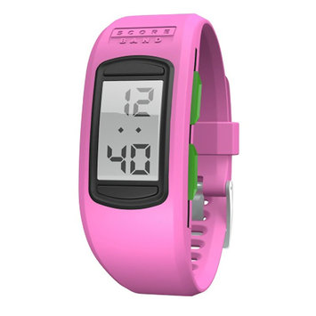 Cam Consumer Products, Inc. Play 4 Mode Digital Scorekeeping Sports Watch Pink
