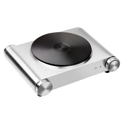 Cam Consumer Products, Inc. Portable Single Burner Hot Plate