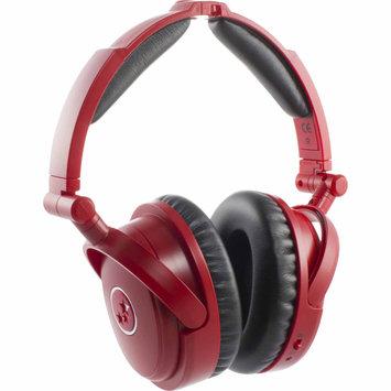 David Shaw Silverware Na Ltd Able Planet NC180RDM Musicians Choice Foldable Around the Ear Anc - Red