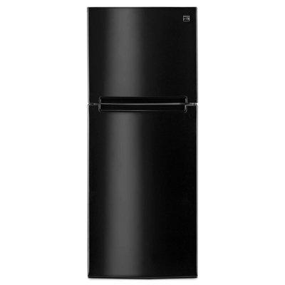 Kenmore 10.7 cu. ft. Top Freezer Refrigerator w/ Humidity Controlled Crisper Black - 883049