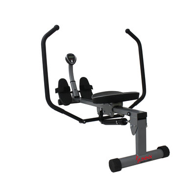Sunny Distributor Inc Sunny Health & Fitness Rowing Machine with Full Motion Arms