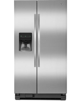 Kenmore 25 cu. ft. Side by Side Refrigerator w/ SmartSense Cooling Technology Stainless Steel - 883049