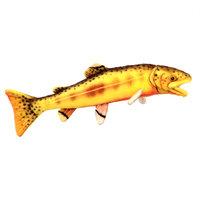 Hansa Toys USA 14-Inch Golden Trout Plush
