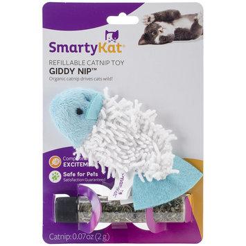 Worldwise SmartyKat GiddyNip Refillable Catnip Toy