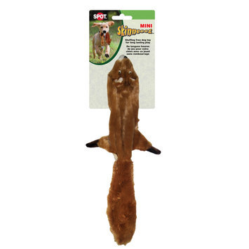 Ethical Products Inc Ethical Pet Dog Toys Plush Skinneez Pet Toy Squirrel 15 Inch