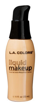 L.a. Colors Cosmetics LA COLORS Liquid Makeup - Creamy Beige