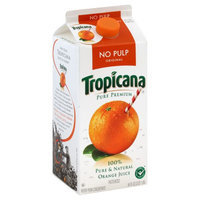 Tropicana® Pure Premium Juice Orange No Pulp
