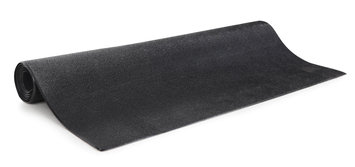 Weider Health And Fitness NORDICTRACK BLACK EQUIPMENT MAT