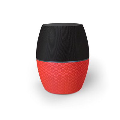 Latte Communications, Inc. Latte Latte SoundMagic Mini Bluetooth Speaker - Red