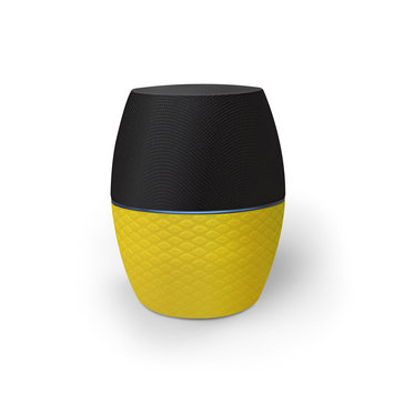 Latte Communications, Inc. Latte Latte SoundMagic Mini Bluetooth Speaker - Yellow
