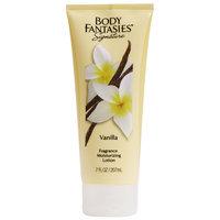 Body Fantasies Signature Vanilla Moist Lotion, 7 Fz