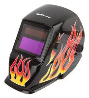 Forney Welding - 55698 - Instashade Helmet - Dark - Part#: 55698