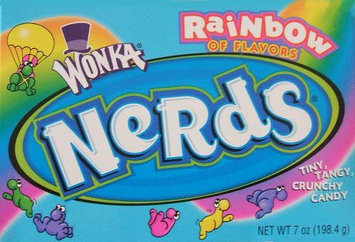 Nerds Rainbow Theatre 7 Ounce Box - SUNMARK